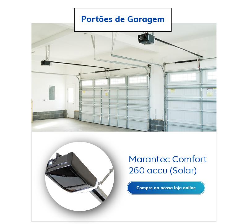 Marantec Comfort 260 accu (Solar)